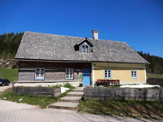 Lurg-Bauernhaus anno 1390