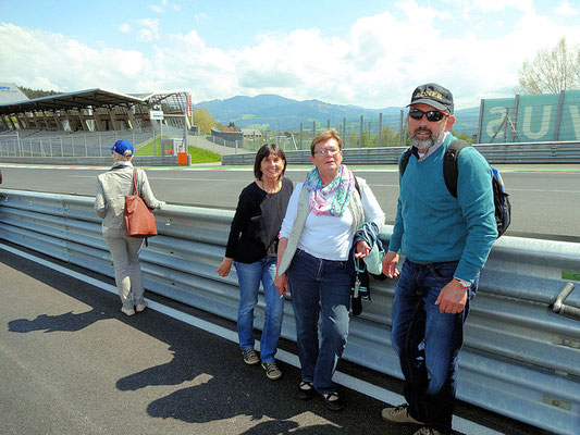 am Red Bull Ring