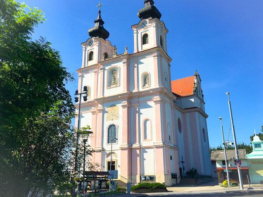 Wallfahrtskirche Maria Dreieichen