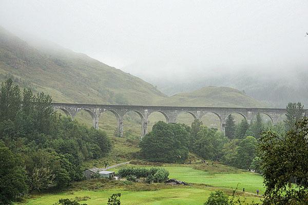 Glenfinnan-Viadukt