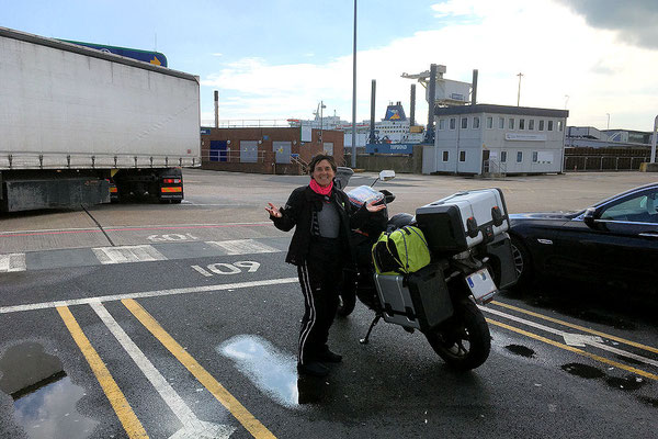 Fährhafen Dover