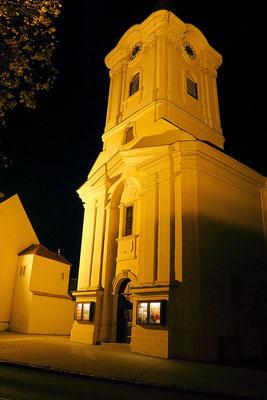 Pfarrkirche Podersdorf
