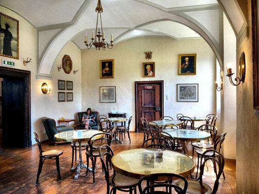 Riegersburg Schloss Ruegers Cafe