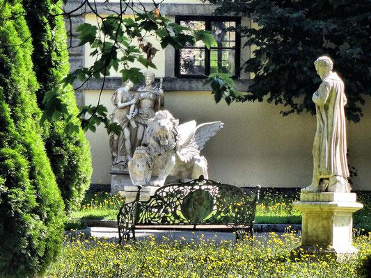 Schlossgarten, Schwarzenau