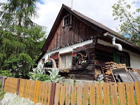 On Tour - Fisching-Waldheimhütte