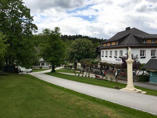 Gasthaus Moser am Mariahilfberg