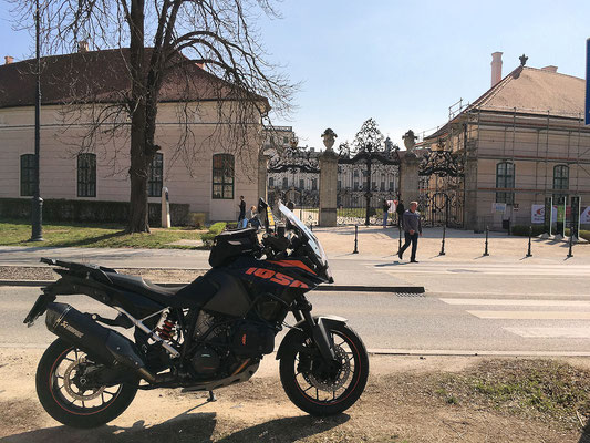 Fertöd / Schloss Esterházy