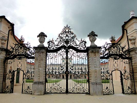 Schloss Esterhazy, Fertöd