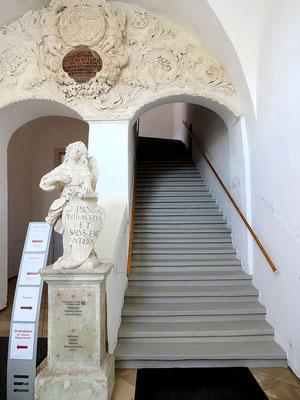 Kloster Innenstiege
