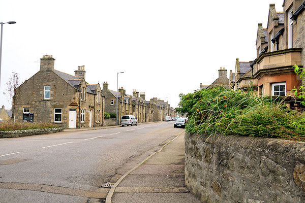 Lossiemouth / Shore Street