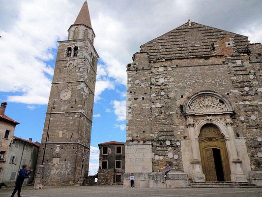 Buje / Kirche Sv. Servola