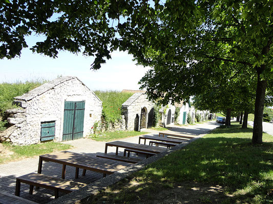 Kellergasse Breitenbrunn
