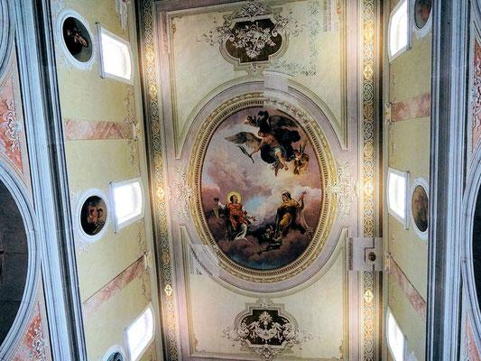 Motovun / Kirche Sv. Stjepan & Glockenturm