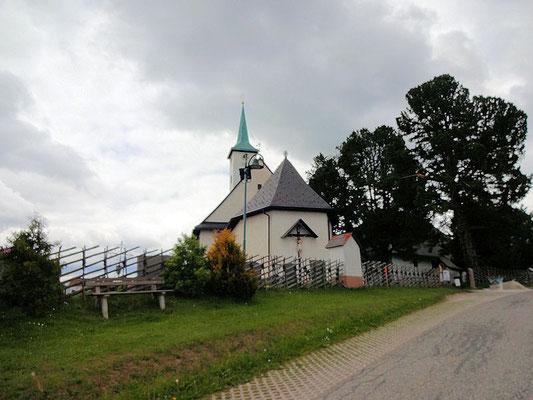 On Tour - Wallfahrtsort St. Anna