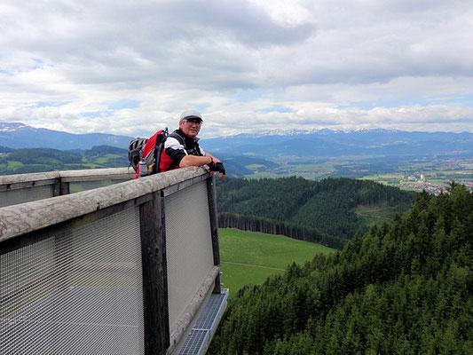 Wipfel Wanderweg Rachau