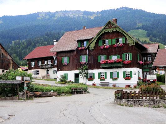 Haus in Obersdorf