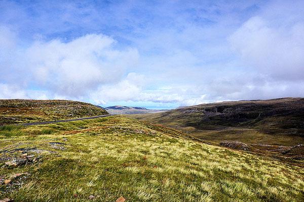 Applecross Passhöhe (Bealach na Bà)