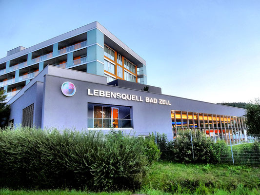 M hlviertel tour biker peppals webseite for Hotel lebensquell bad zell