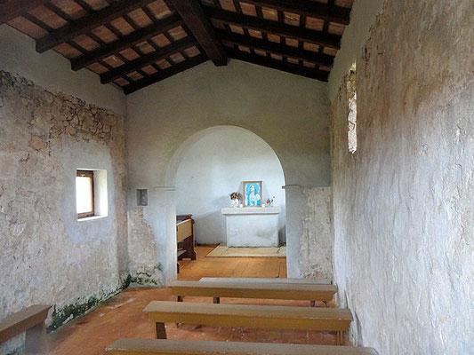 Funtana / Kirchlein der Heiligen Jungfrau vom Berge Karmel