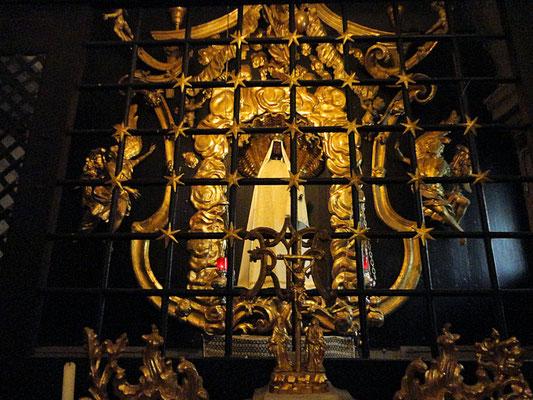 Gnadenkapelle Basilika Loretto