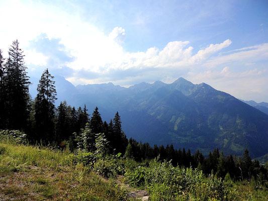 Panorama auf der Höss