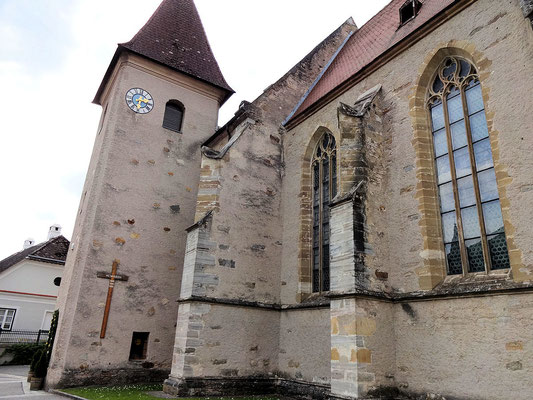 Wallfahrtskirche Heiligenblut