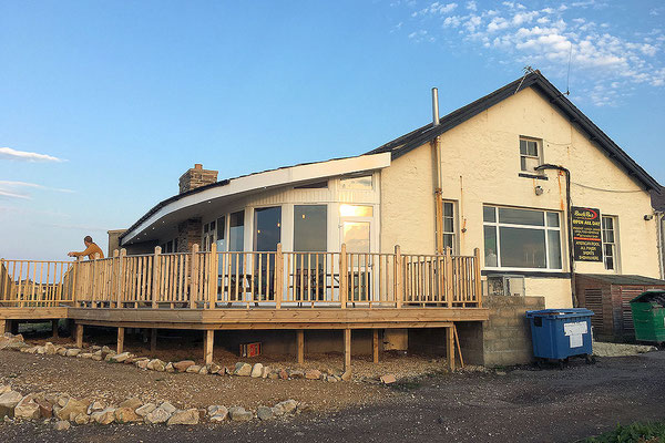 Lossiemouth / West Bay / The Beach Bar & Restaurant Moray
