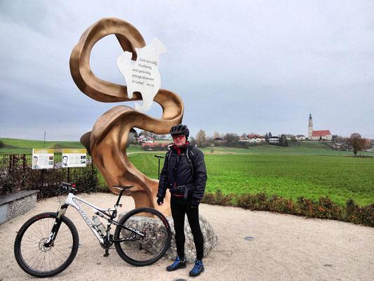 Franz Xaver Gruber Friedenweg Hochburg-Ach
