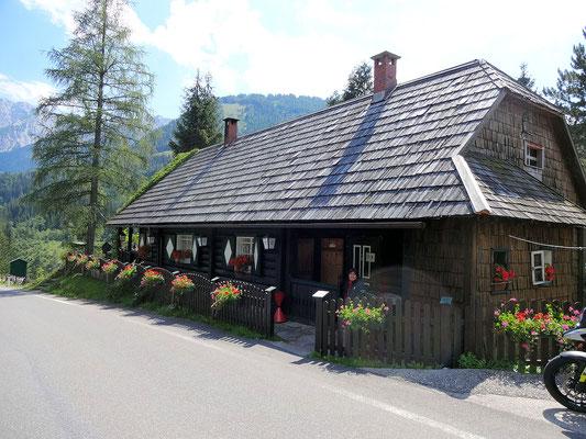 Karlhütte am Hengstpass