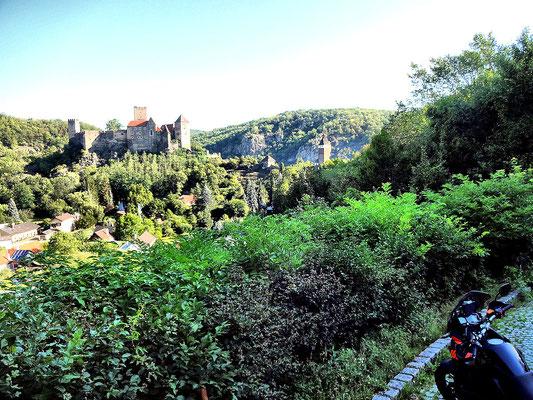 Burg, Hardegg