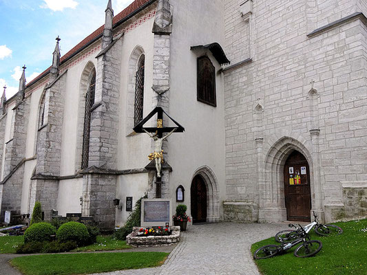 Wallfahrtskirche Maria Buch