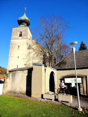 St. Veit / Gölsental-Radweg