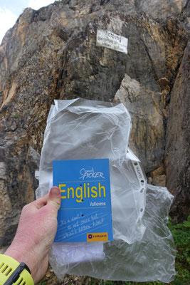 Jetzt auch noch Englisch lernen, auf einem DT
