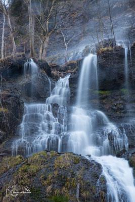 Romkerhaller Wasserfall im Harz