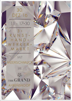 MeerSchmuck 2016 im THE GRAND in Ahrenshoop
