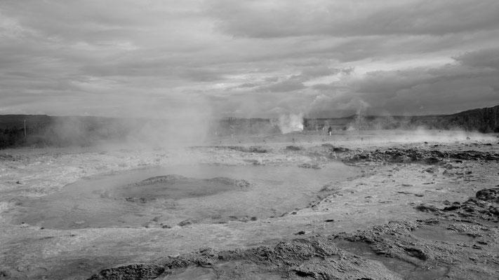 Strokkur - Islande - 14/07/2015