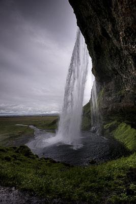 Seljalandsfoss - Islande - 17/07/2014