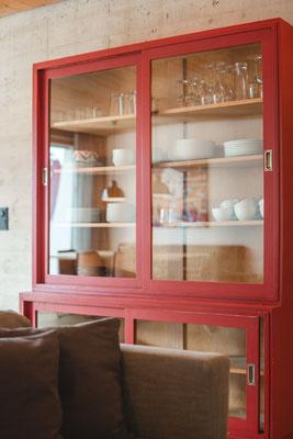 Chalet Suite - Wohnbereich