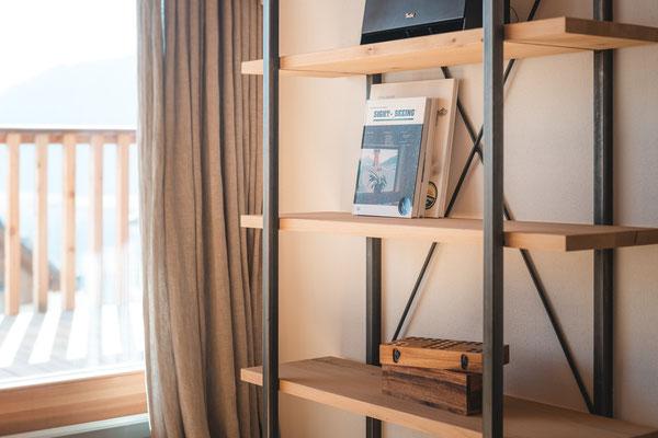 Chalet Suite - Wohnzimmer