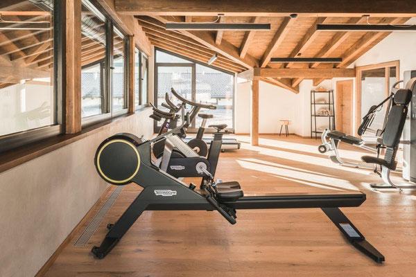 Chesa Pale - Fitnessraum