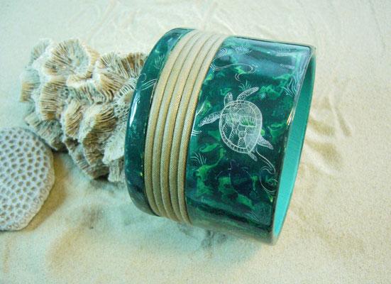 bracelet aux tortues