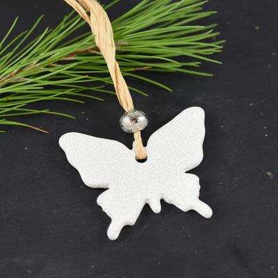 papillon a suspendre artisanal cadeau invité mariage