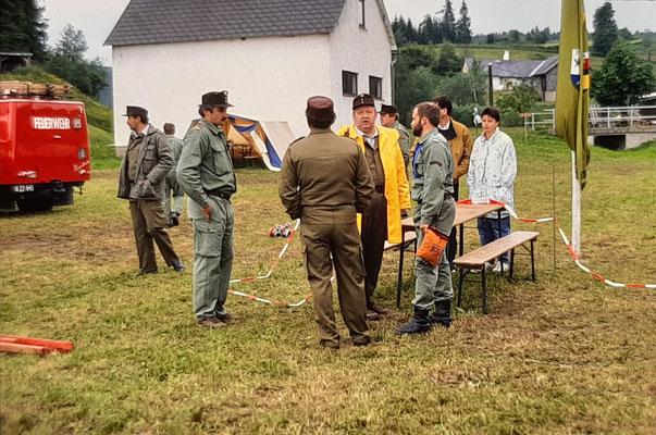 1989 - Bewerb in Kainrathschlag