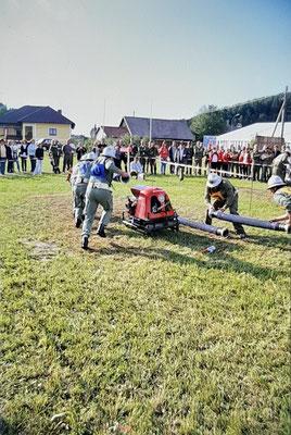 2000 - Bewerb in Mitterschlag
