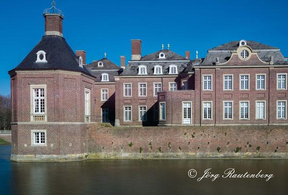 Schloss Nordkirchen - Nikon D7100, f/9, 4 Sek, 28mm, Graufilter