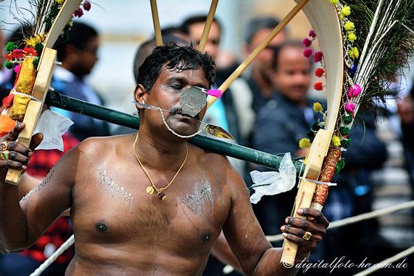 Hindu Tempelfest, Hamm 2015