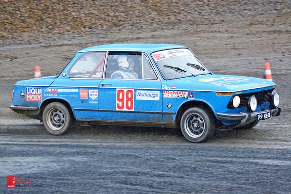 17. ADAC Historic Rallye Auf nach Melsungen