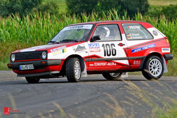 11. ADAC Kuhmo Main-Kinzig-Rallye