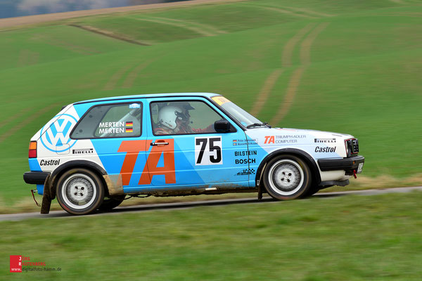 Westerwald Rallye 2016