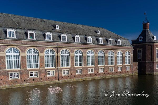 Schloss Nordkirchen - Nikon D7100, f/5, 1/00 Sek, 28mm, Polfilter